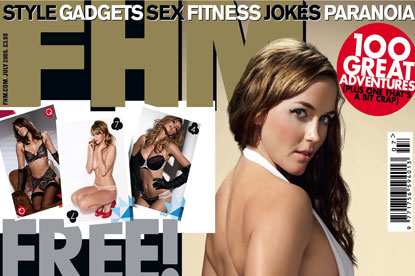 FHM...Colin Kennedy becomes new editor