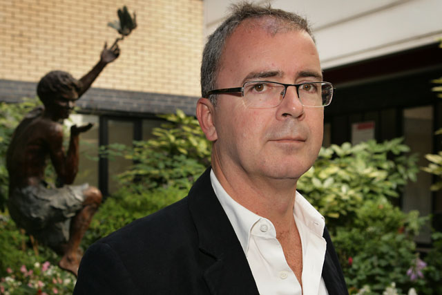 Phil Georgiadis: Walker Media chairman