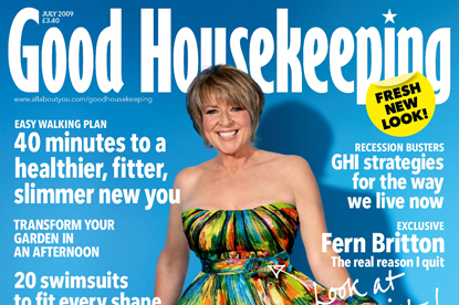 Good Housekeeping to produce smaller format