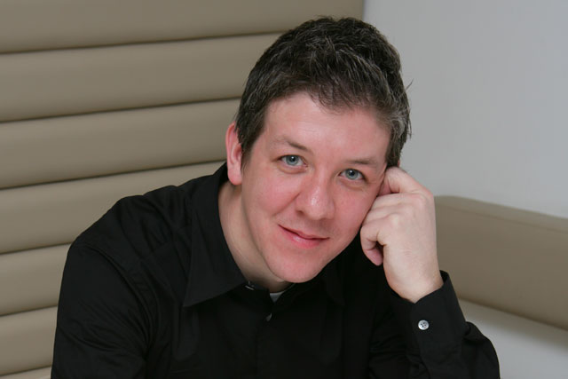 Gareth Goodall is the head of planning at Fallon