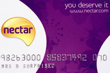 Nectar: marketing led by Sheekey since 2006