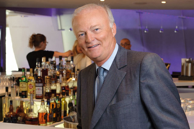 Thierry Billot, managing director of brands, Pernod Ricard