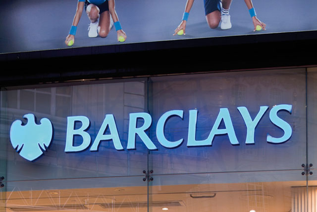 Barclays: new focus sent ripples across social media