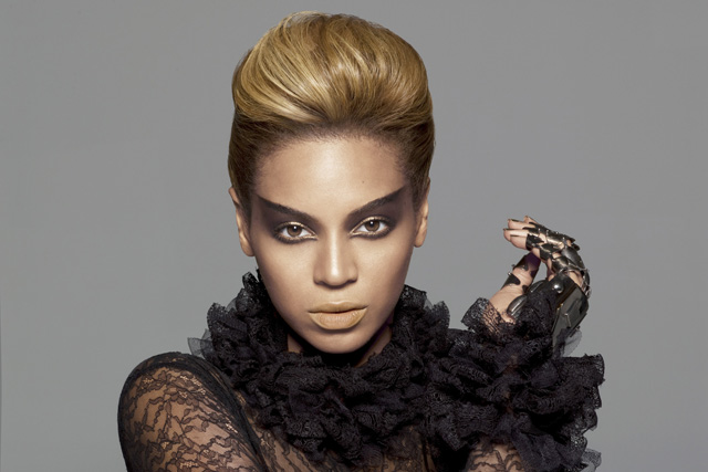 Beyoncé: one of the featured artists on Deezer