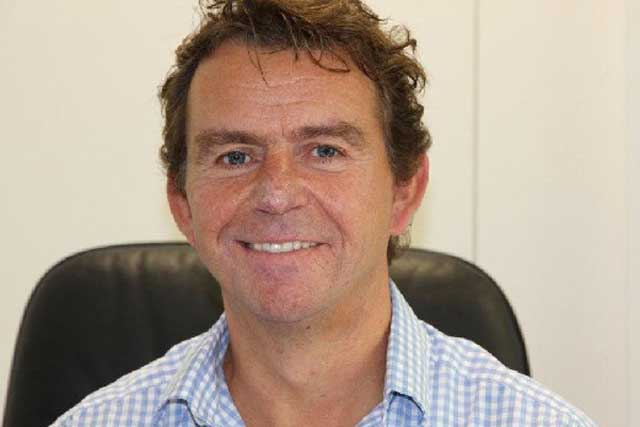 Neil Jagger: joins Trinity Mirror