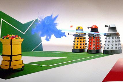 The BBC has appointed RKCR/Y&R and Karmarama