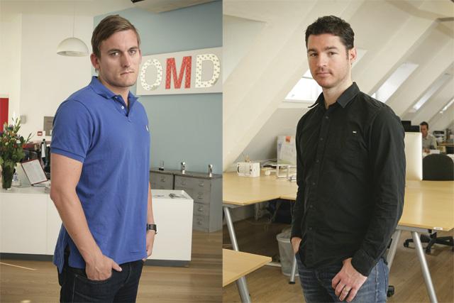 Mark Mitchell, Gareth Owen