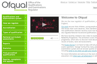 Government exams regulator Ofqual appoints LIDA