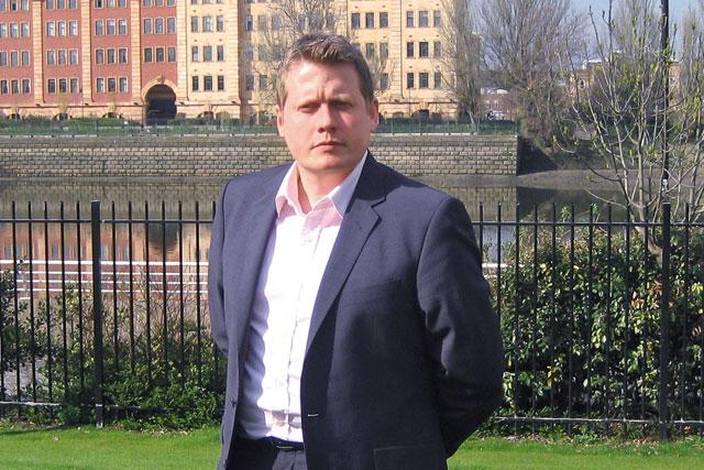Peter Mitchell: left Rapp London