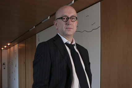 Daley…chief integration architect for McCann Worldgroup