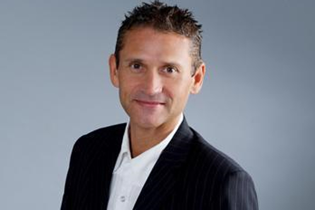 Steve Blakeman: joins OMD