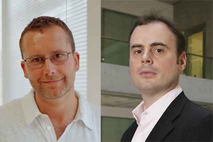 Hourston (left) and Patton…will lead EMEA network