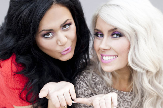 2 Shoes: X Factor act are thrown a lifeline