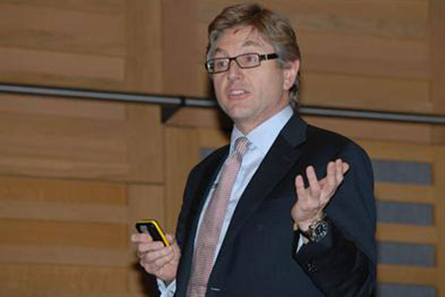 Keith Weed: Unilever's chief marketing officer
