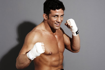 Alex Reid: signed up with Bravo
