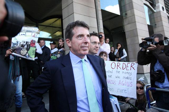 Bob Diamond, former chief executive, Barclays