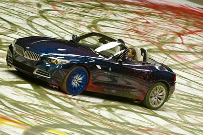 BMW: set for media pitch
