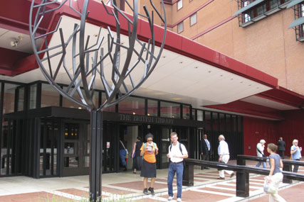 British Library: appoints 18 Feet and Rising