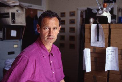 Tony Cullingham: course director