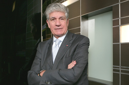 Maurice Lévy...Publicis Groupe's chairman and CEO