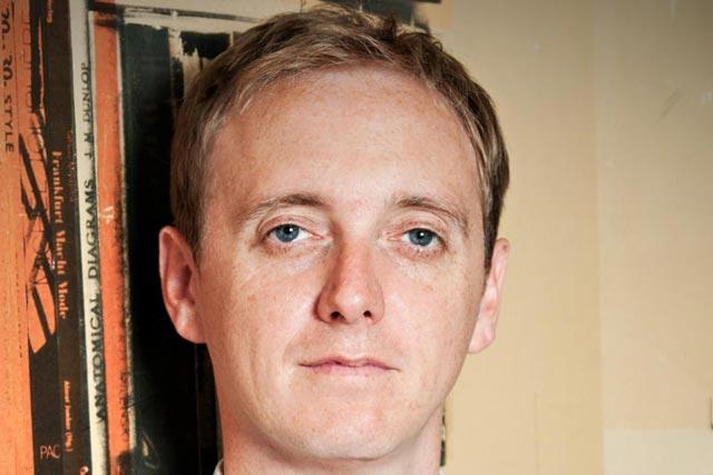 Mark Eaves: co-founder of Gravity Road