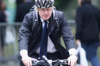 Mayor Boris Johnson takes London promotion to New York