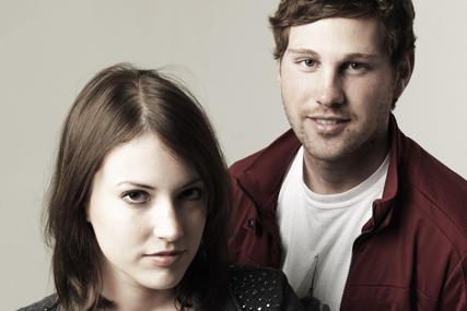 Gavin Johnson and Julia Earthrowl: Best YET winners