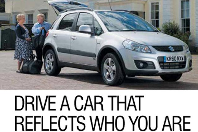 Suzuki SX4: Daily Mail campaign will feature reader appraisals of the model