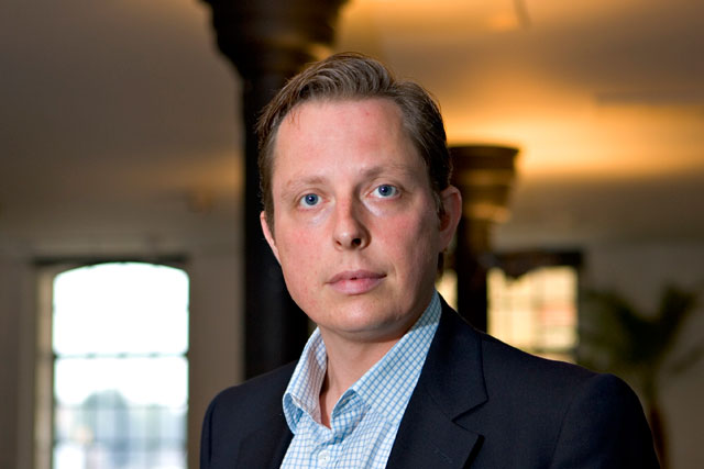 Paul Lawson, chief executive of Leo Burnett London