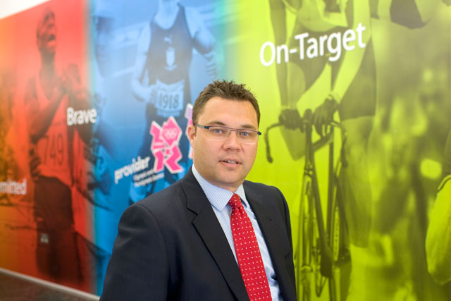 Jason Cotterrell, country director, UK, CBS Outdoor