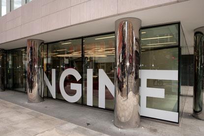 Engine...seeking £50 million