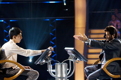Slumdog Millionaire...UK cinema success story