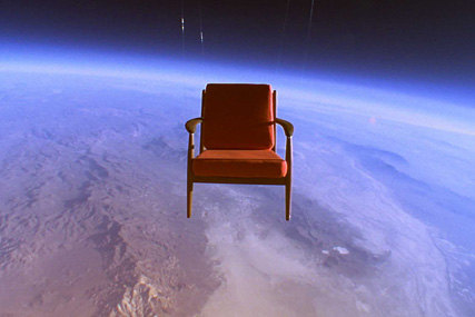 Toshiba: 'Space Chair Project' by Grey