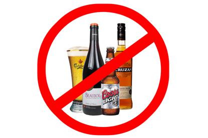 Booze... BMA calls for ad ban