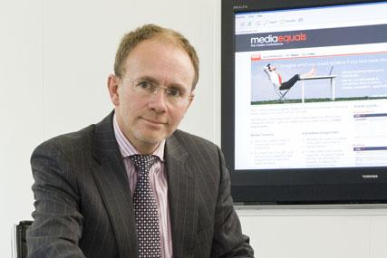 Martin Banbury, executive chairman, MediaEquals