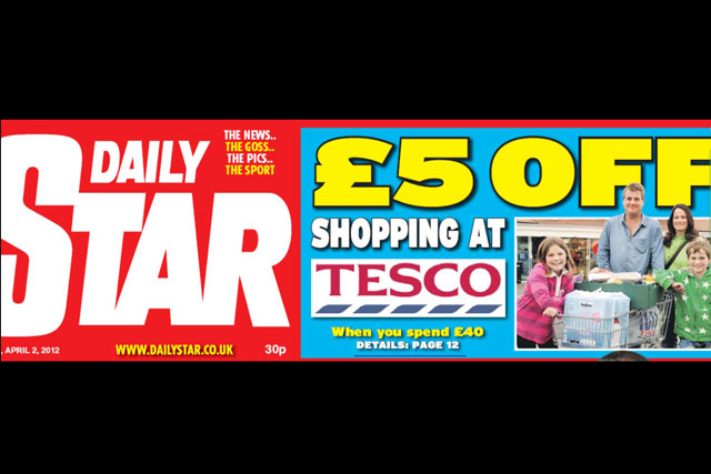 Daily Star: £5-off ad ruled misleading by the ASA