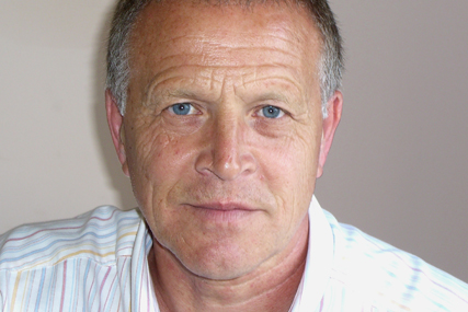 Alan James: chief executive of the Outdoor Advertising Association