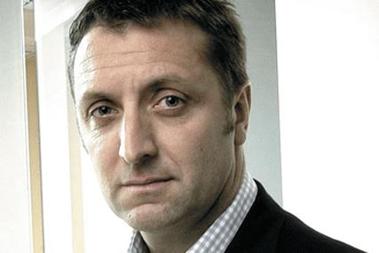 Jerry Buhlmann: chief executive of Aegis Media