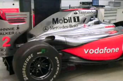Viral View - Vodafone F1 video diary