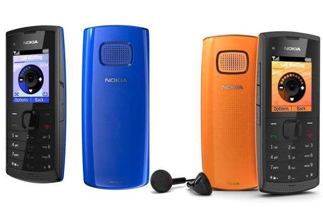 Nokia X1-00: targets emerging markets