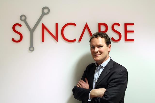 Stephen England-Hall: joins Syncapse