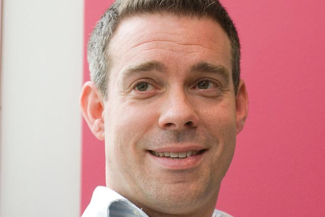 Paul Frampton: managing director at  MPG Media Contacts