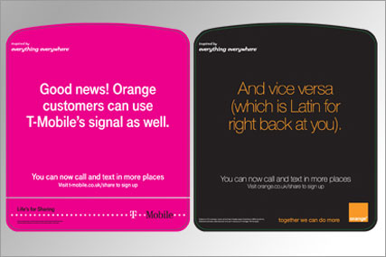 T-Mobile and Orange: launch Everything Everywhere campaign