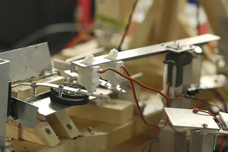 Oreo Separator Machine