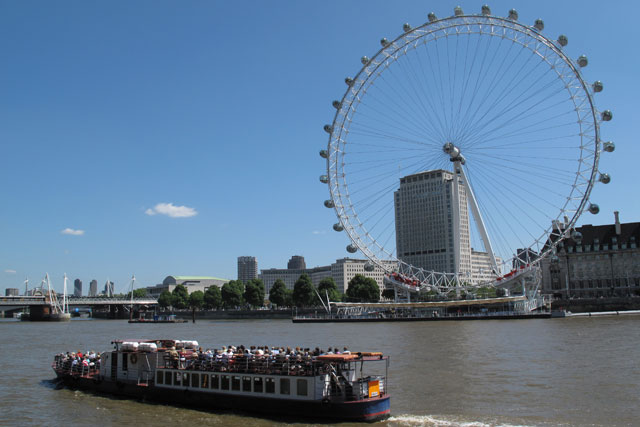 London: post-Olympics tourism push