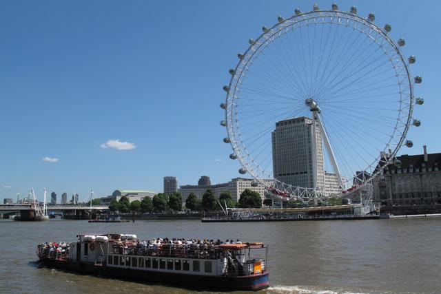 London: post-Olympics tourism push