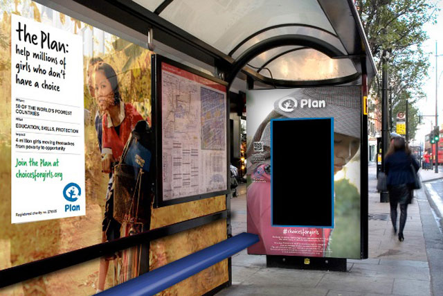 Plan UK: launches facial recognition campaign