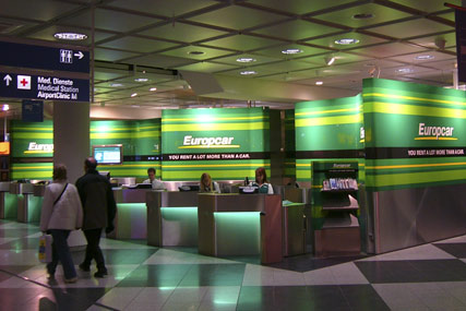 Europcar is reviewing its Euro agency account