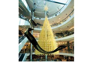 Ferrero sign up retailers to display branded Christmas trees