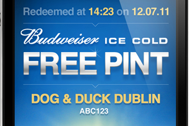 Budweiser: launches Bud Ice Cold Index app